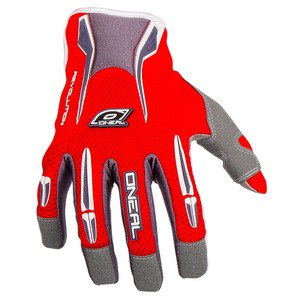 Gants cross REVOLUTION  ROUGE 2017 Red