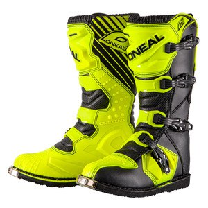 Bottes cross RIDER - NEON YELLOW 2020 Neon Yellow