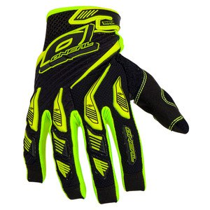 Gants Cross O'neal Sniper Elite Jaune Fluo 2017