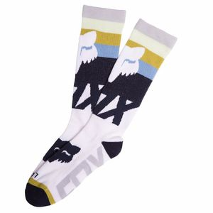 Chaussettes LINKAGE CREW - 2018  Blanc