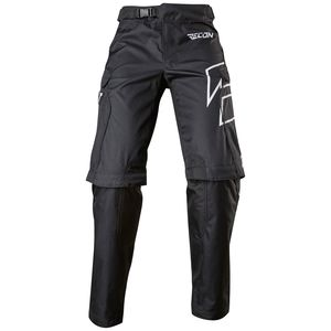 Pantalon Cross Shift Destockage Recon Ride - Noir 2017