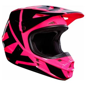 Casque cross V1 RACE  - ROSE 2017 Rose