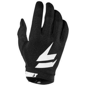 Gants cross WHITE AIR - NOIR - 2019 Noir
