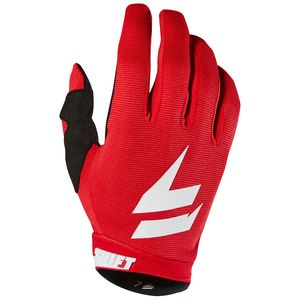 Gants cross WHITE AIR - ROUGE - 2020 Rouge
