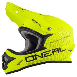 Casque Cross O'neal 3 Series - Flat - Hi-viz 2019