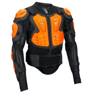 Gilet TITAN SPORT- BLACK ORANGE - 2019 Noir/Orange