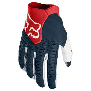 Gants Cross Fox Pawtector - Bleu Marine Rouge - 2018