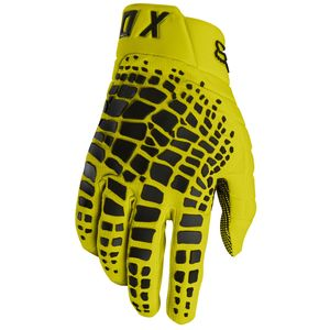 Gants Cross Fox 360 Grav - Jaune - 2018