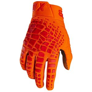 Gants Cross Fox 360 Grav - Orange - 2018