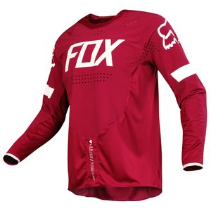 Maillot Cross Fox Legion Offroad - Rouge Fonce - 2018