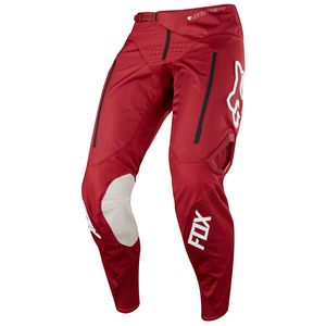 Pantalon Cross Fox Legion Offroad - Rouge Fonce - 2018