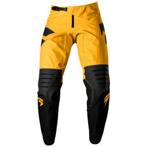 Pantalon cross BLACK STRIKE - JAUNE - 2018 Jaune
