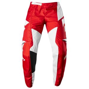 Pantalon Cross Shift White Ninety Seven - Rouge - 2018