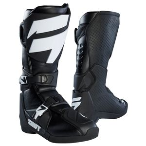Bottes Cross Shift White - Noir - 2019