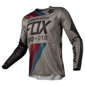 Maillot Cross Fox 360 Draftr - Charcoal - 2018