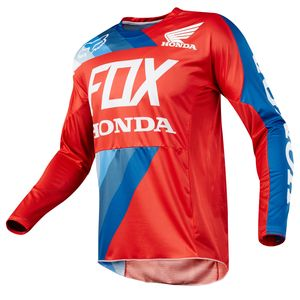 Maillot cross 360 HONDA - ROUGE -  2018 Rouge