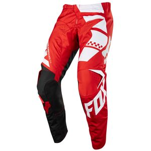 Pantalon Cross Fox 180 Sayak - Rouge - 2018