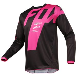 Maillot Cross Fox 180 Mastar - Noir - 2018