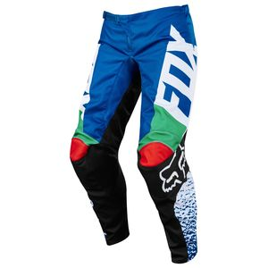 Pantalon Cross Fox 180 Womens - Bleu - 2018