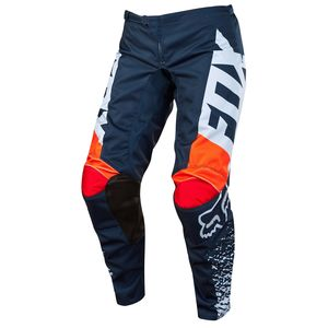 Pantalon Cross Fox 180 Womens - Gris Orange - 2018