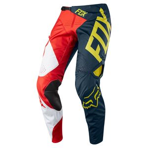 Pantalon cross 360 YOUTH PREME - BLEU MARINE ROUGE -   Bleu/Rouge