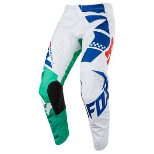 Pantalon Cross Fox 180 Youth Sayak - Vert - 2018