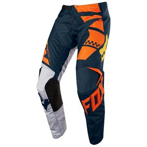 Pantalon Cross Fox 180 Youth Sayak - Orange - 2018