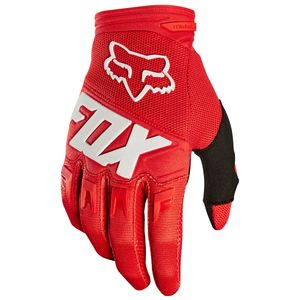 Gants cross DIRTPAW RACE - ROUGE -  2018 Rouge