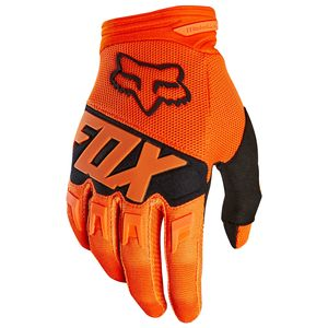 Gants Cross Fox Dirtpaw Race - Orange - 2018