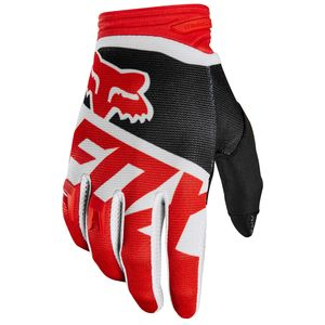 Gants cross DIRTPAW SAYAK - ROUGE -  2018 Rouge