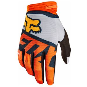 Gants cross DIRTPAW SAYAK - ORANGE -  2018 Orange