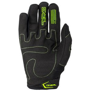 Gants Cross O'neal Element - Black Hi-viz 2019