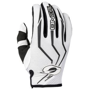 Gants Cross O'neal Element - White 2019
