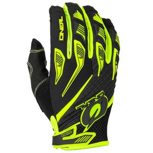 Gants Cross O'neal Sniper Elite - Neon Yellow 2019