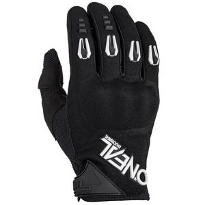 Gants cross HARDWEAR - IRON - BLACK 2021 Black