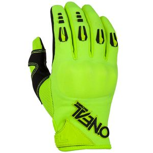 Gants Cross O'neal Hardwear - Iron - Neon Yellow 2019
