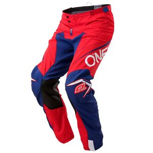 Pantalon Cross O'neal Mayhem Blocker - Rouge Bleu - 2018