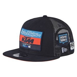 Casquette TLD KTM TEAM YOUTH SNAPBACK - NAVY OSFA  Blue / White