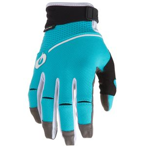 Gants cross REVOLUTION - TEAL 2019 Teal