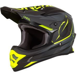 Casque Cross O'neal 3 Series - Riff - Black 2019