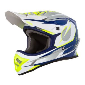 Casque Cross O'neal 3 Series - Riff - Blue 2019