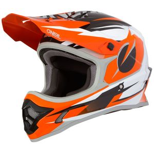 Casque Cross O'neal 3 Series - Riff - Orange 2019