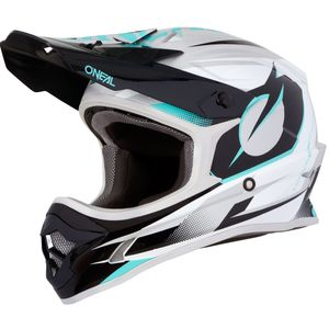 Casque Cross O'neal 3 Series - Riff - Teal 2019