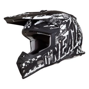 Casque Cross O'neal 5 Series - Rider - Black White 2019