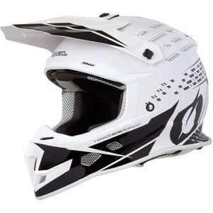 Casque Cross O'neal 5 Series - Trace - Black White 2019