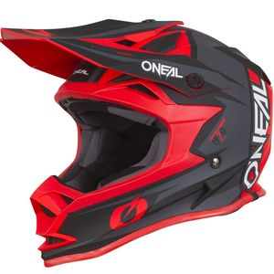 Casque Cross O'neal 7 Series - Strain - Red 2019