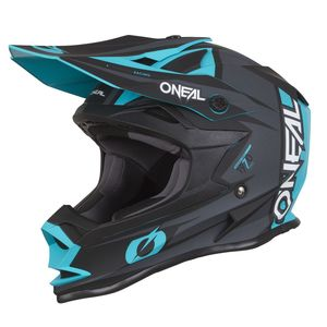Casque cross 7 SERIES - STRAIN - TEAL 2019 Teal
