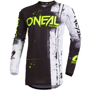 Maillot Cross O'neal Element - Shred - Black 2019
