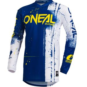 Maillot Cross O'neal Element - Shred - Blue 2019