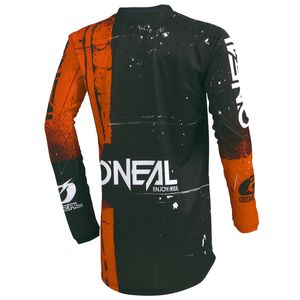 Maillot Cross O'neal Element Youth - Shred - Orange 2019